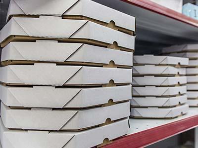 Artigos para pizzaria